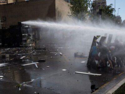 """Notes provisoires sur la révolte """"anarchique"""" de masse  qui secoue la région chilienne"""